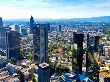 Познакомиться с Франкфуртом за 2 часа