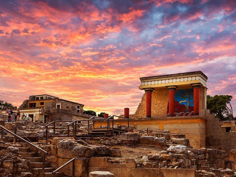 Экскурсия Сердце Крита и Кносский дворец
