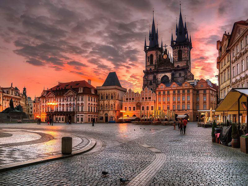Экскурсия Прага, которая вдохновляет