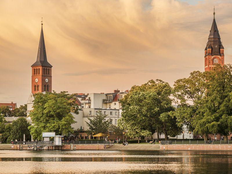 Экскурсия Кёпеник— город вгороде