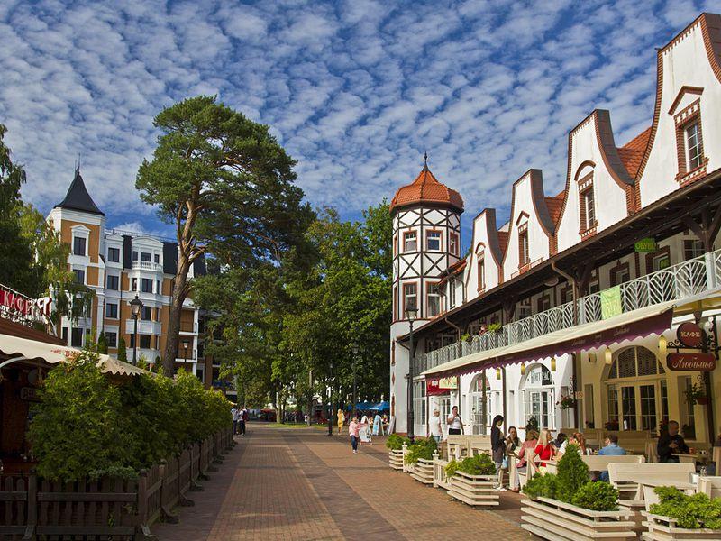 Светлогорск: от рыбацкой деревни до королевского курорта