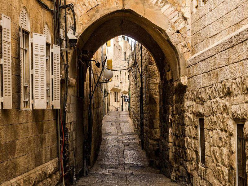 Экскурсия Иерусалим «без ступенек» за3часа