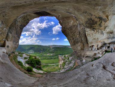 Древние храмы икрымские ханы