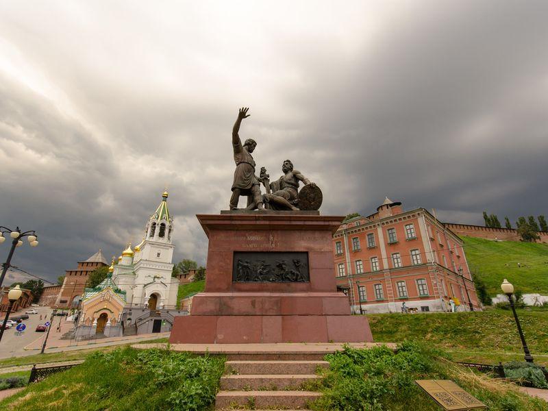 Экскурсия Мистика и история Нижнего Новгорода