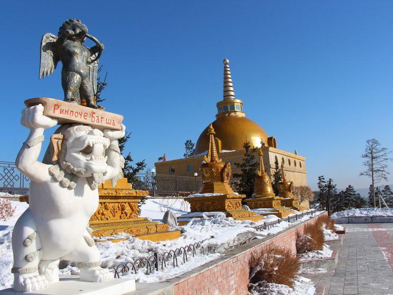 Экскурсия Неизвестный Улан-Удэ