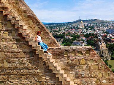 Тбилиси, пленяющий сердца