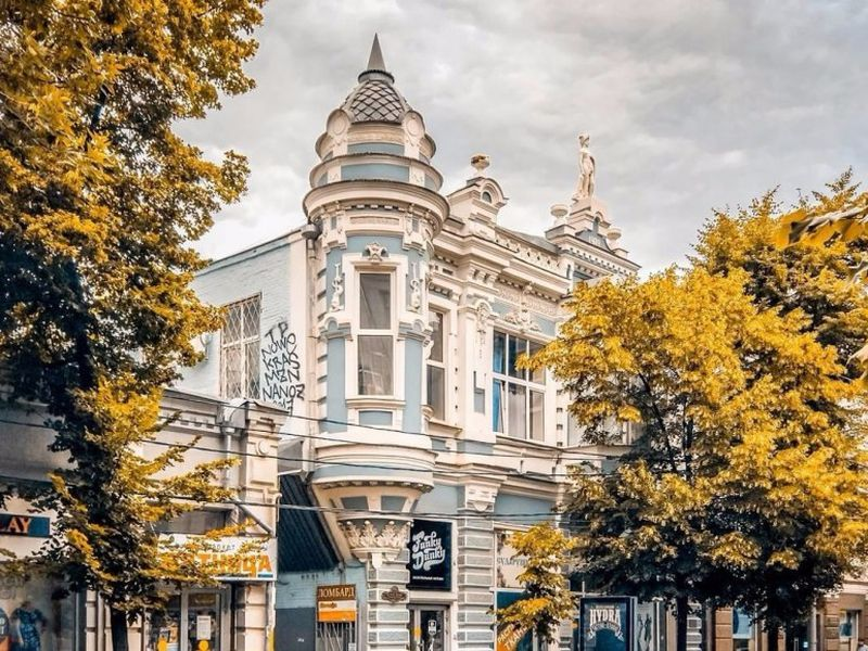 Экскурсия Краснодар— город кочующих монументов