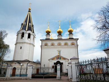 Путешествие по Нижегородскому краю: Чкаловск и Городец