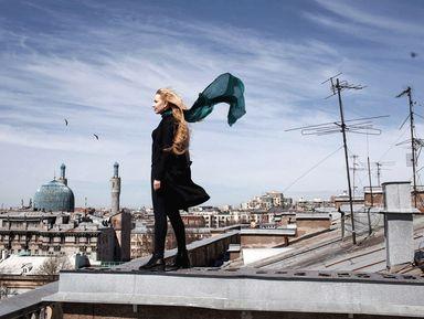 Покорить крыши Петербурга