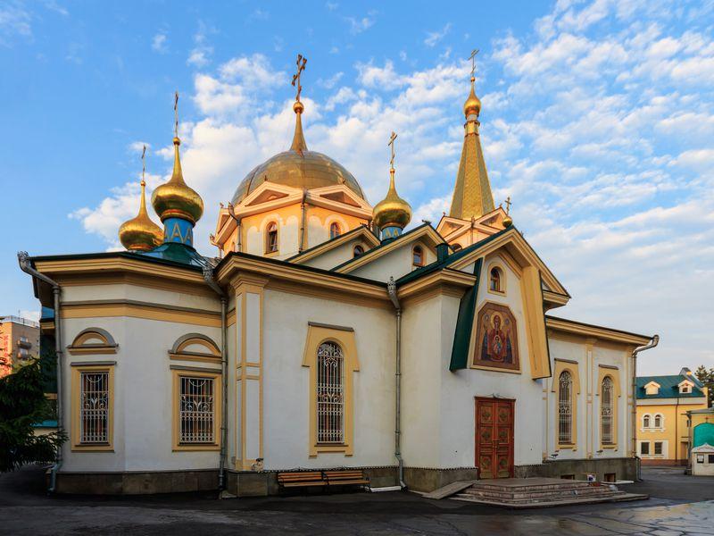 Экскурсия Главные храмы Новосибирска