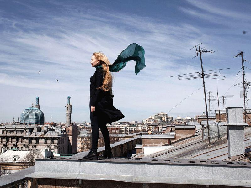 Экскурсия Покорить крыши Петербурга