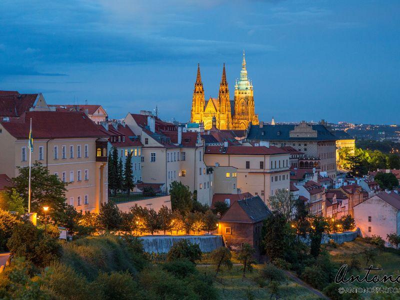 Экскурсия Квест-прогулка «Прага по-другому»