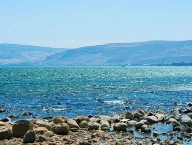 Галилея христианская: Назарет, Капернаум, Иордан