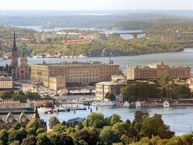 Понять Стокгольм за 3 часа