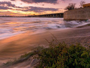 Два в одном: Волжская ГЭС и «Остров Людникова»