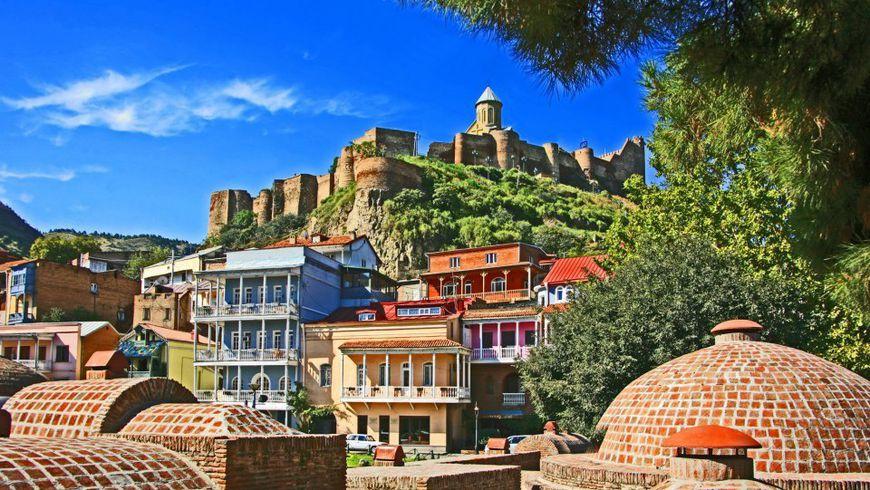 Нукак неполюбить Тбилиси!