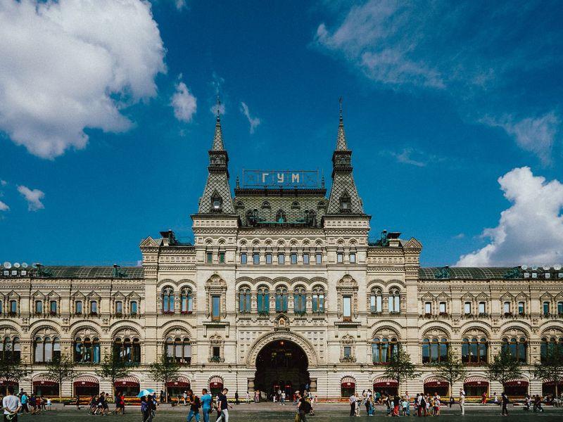 Экскурсия Сердце Москвы: 2 маршрута через день