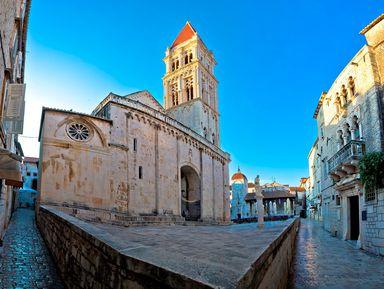 Сплит иТрогир— хорватское наследие