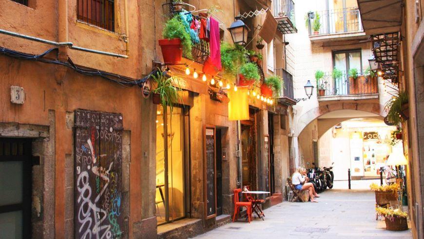 Фото-тур по самым живописным уголкам Барселоны