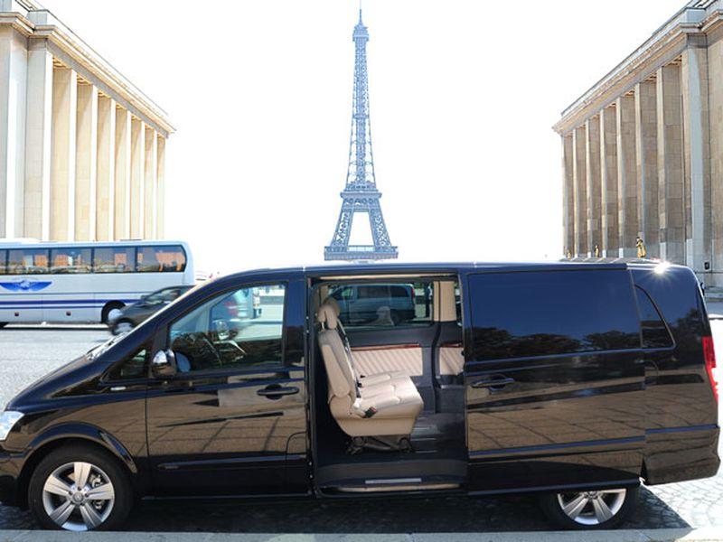 Экскурсия Трансфер «Аэропорт (Шарль-де-Голль, Орли) — Париж»