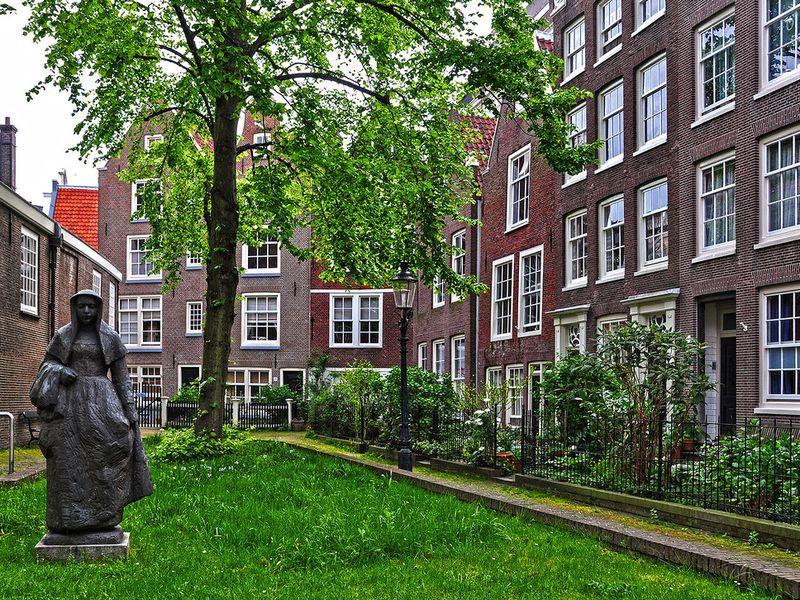 Фото Первые шаги вАмстердаме