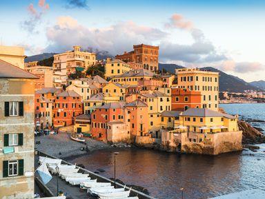 Великая и противоречивая Генуя