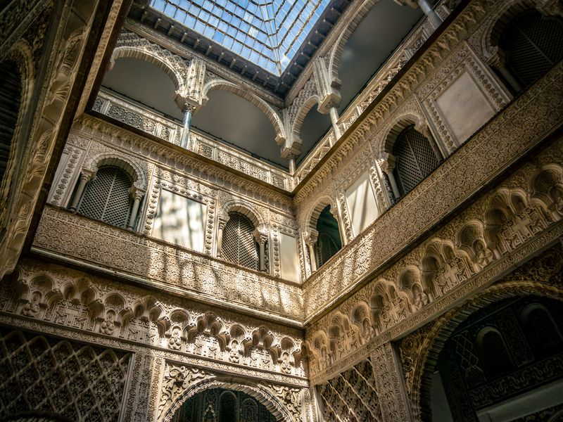 Экскурсия Севильский собор икоролевский дворец Алькасар
