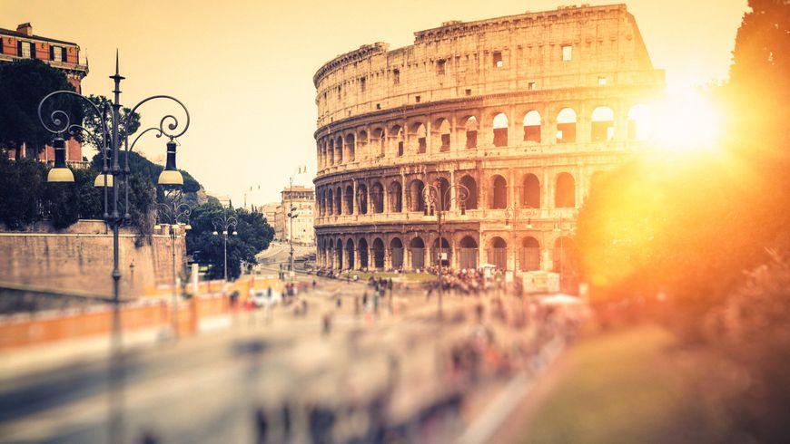 Весь Рим задень— для пассажиров круизных лайнеров