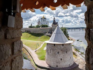 Глазами зодчего: секреты Псковской крепости