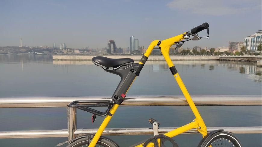 Весь Баку на велосипеде!