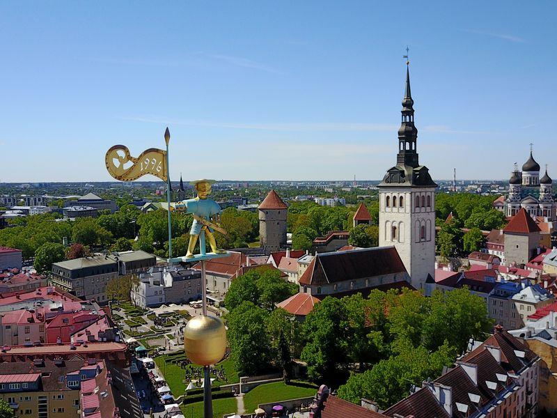 Экскурсия Таллин — город контрастов