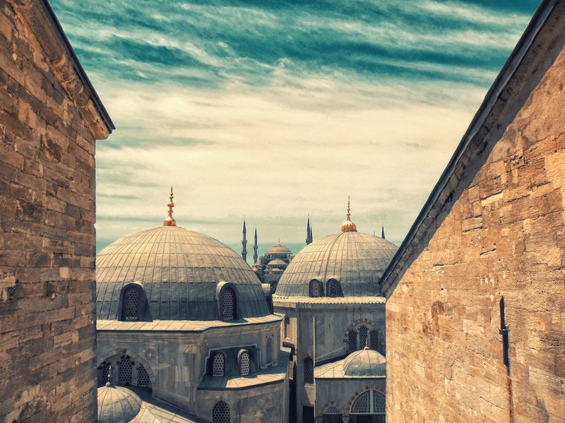 Экскурсия О Стамбуле легко и интересно!