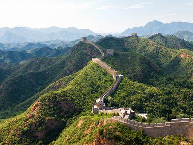 Великая Китайская стена и храм Юнхэгун
