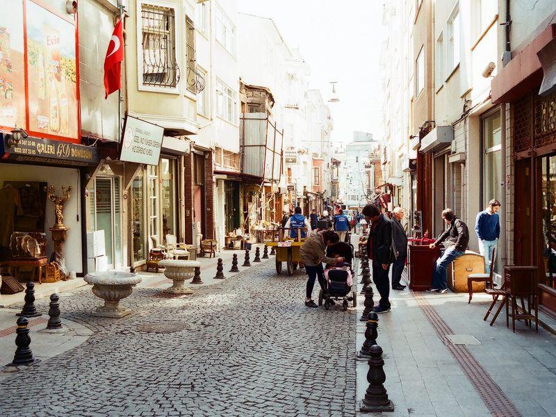 Фото О Стамбуле легко и интересно!