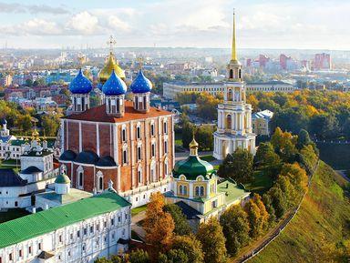 Рязань и рязанцы в истории России