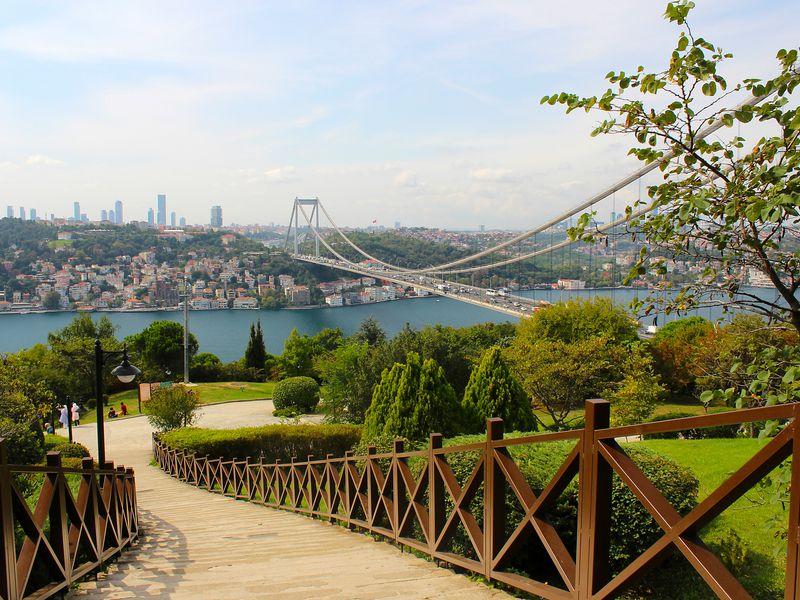 Экскурсия Стамбул как на ладони