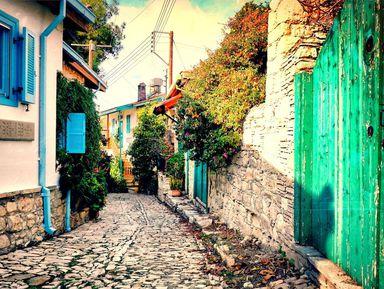 Троодос— душа Кипра