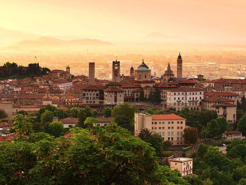 Экскурсия Влюбиться в Бергамо