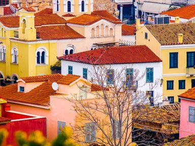 Афины: тайны и мифы