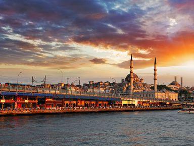В Стамбул из Мармариса на 1 день