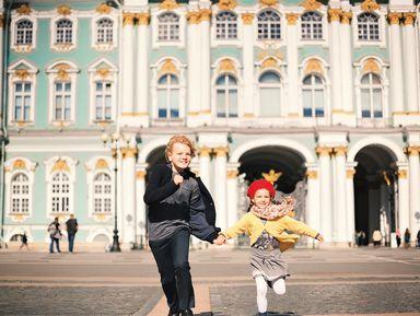 Открыть Петербург детям!