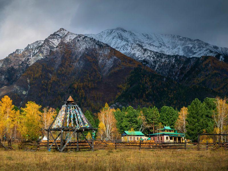 Экскурсия Один день в Сибирском Тибете: изИркутска— впоселок Аршан