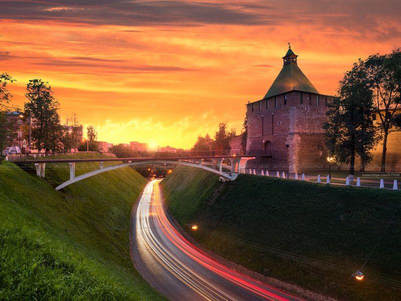 Экскурсия Нижний Новгород — от кармана России до столицы закатов