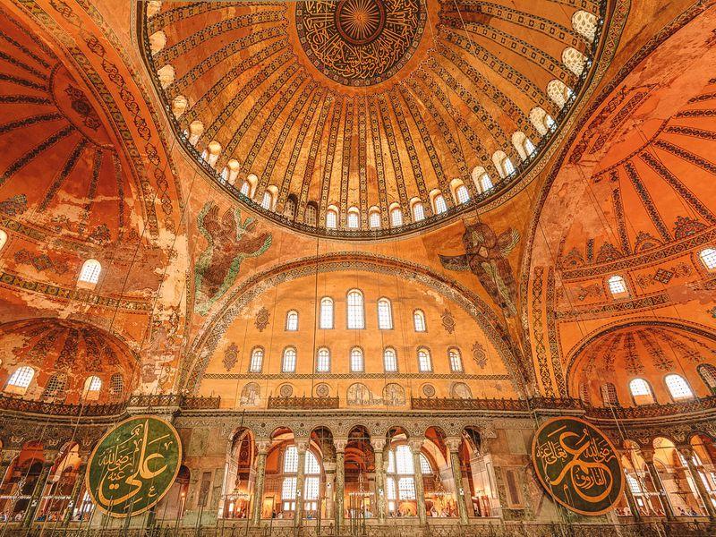 Экскурсия Стамбул-Константинополь, или по следам Византии