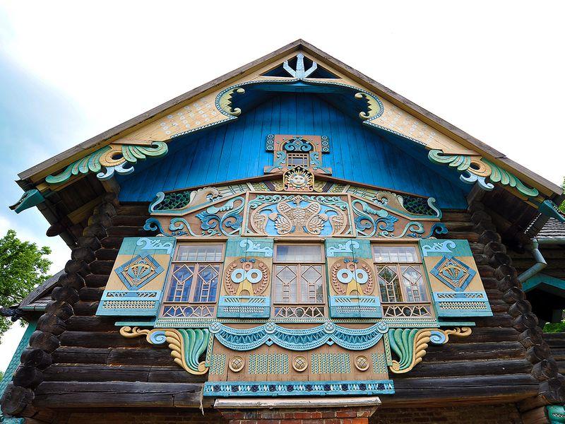 Экскурсия «Русские Афины»— творческая усадьба в Талашкино-Флёново