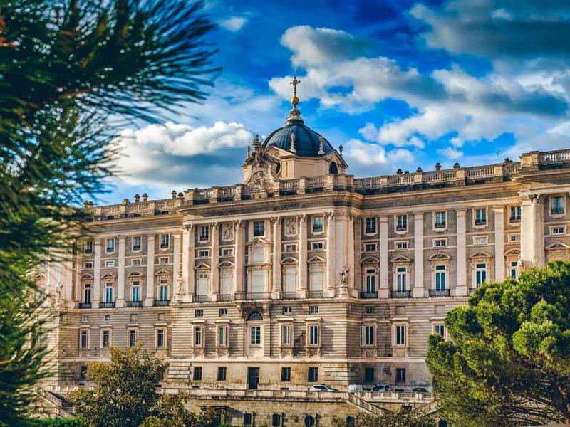 Фото Нескучный Мадрид сдетьми!