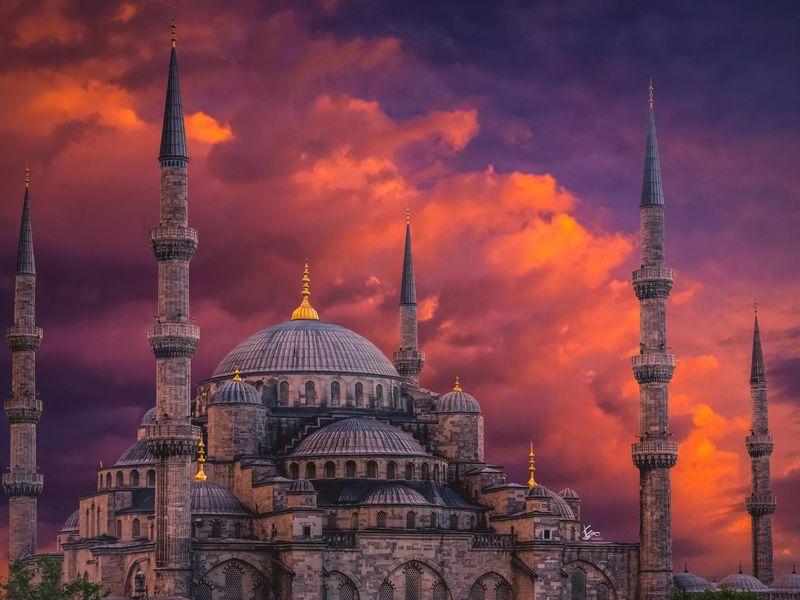 Экскурсия Великая столица османов