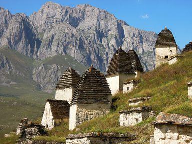 Мини-тур поСеверной Осетии