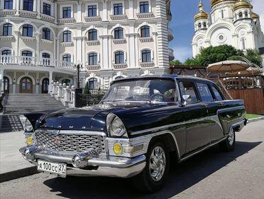 ПоХабаровску— наретроавтомобиле!
