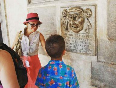 Игра-квест для детей по городу или Дворцу Дожей